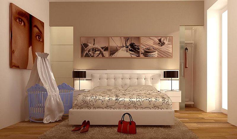 camera matrimoniale con cabina armadio - Cerca con Google | camera ...