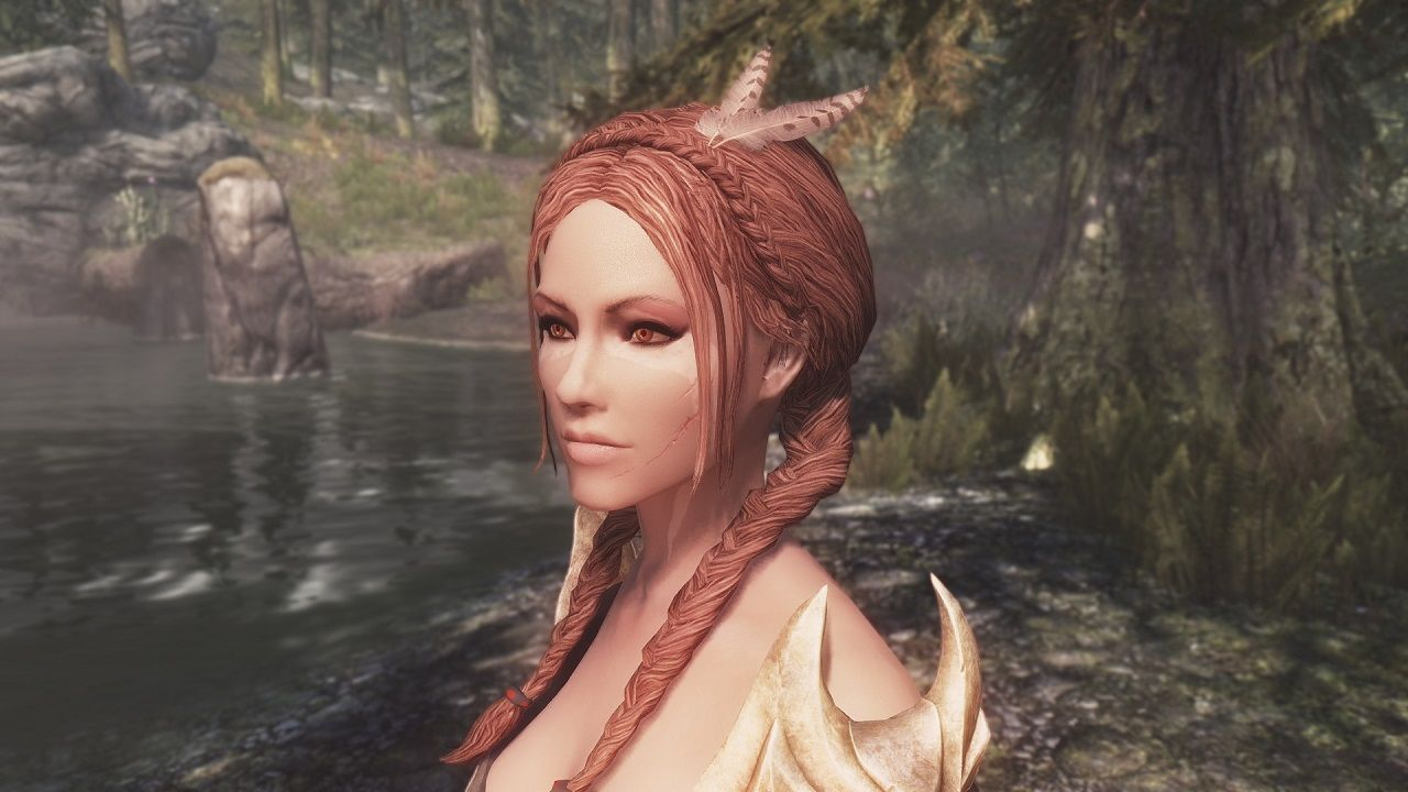 Lovely Hairstyles at Skyrim Nexus - mods and community | The