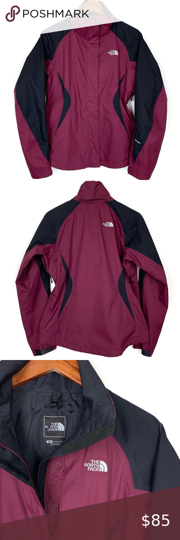 The North Face Kalzar Triclimate Hyvent Jacket Clothes Design North Face Jacket Jackets [ 1740 x 580 Pixel ]