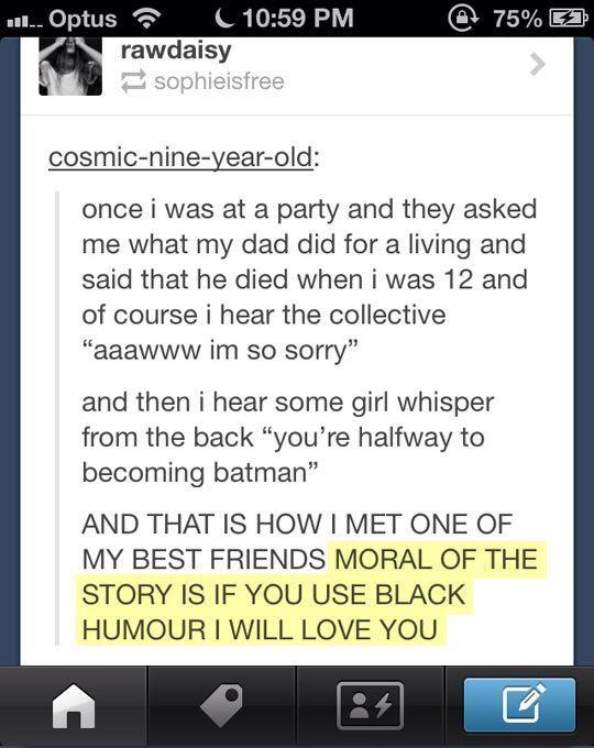 Dark Humor Tumblr Funny Funny Humor