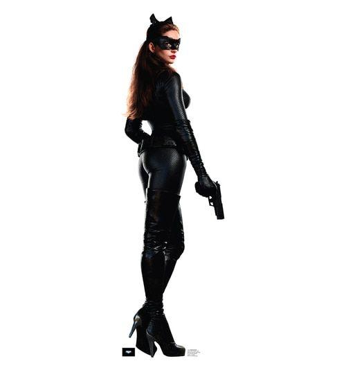 Catwoman Cardboard Cutout Anne Hathaway Catwoman Dark Knight