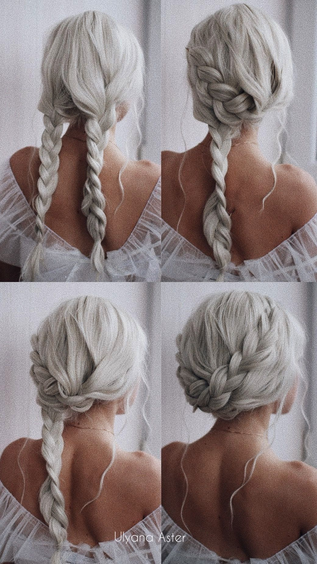 #wedding hairstyles #ulyanaaster #cute #tutorial #dollcare – Popular