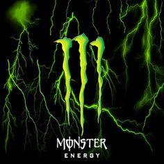 I Love Monster. Monster Energy ...