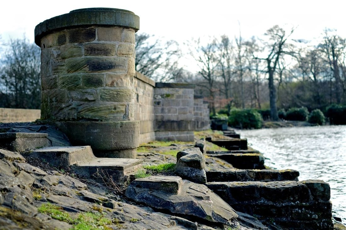 Humphrey Repton's bridge at Wentworth Woodhouse (With