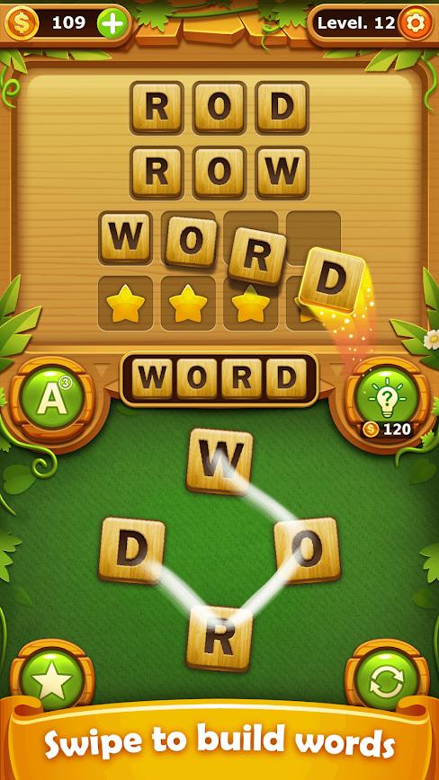 2020 的 Word Find Word Connect Free Offline Word Games