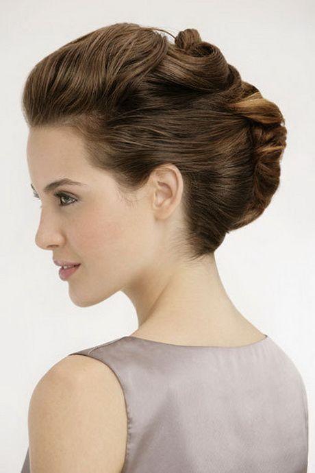 Hochsteckfrisur Mittellanges Haar Hochzeit Pinterest Frisur