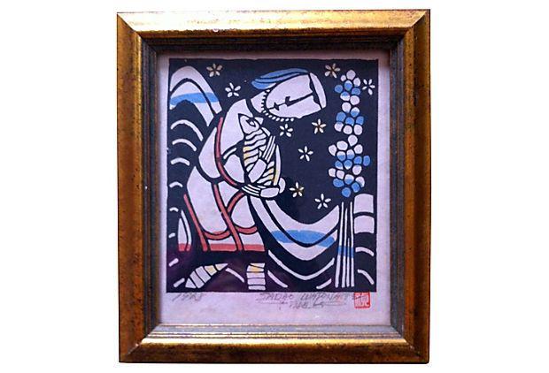 The Good Shepherd by S. Watanabe