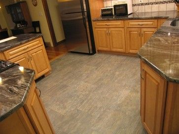Floor Decor Tile Wood Stone Enchanting Quickstep Quadra Stone & Slate 16 X 16 Laminate Tile In Charcoal Design Inspiration