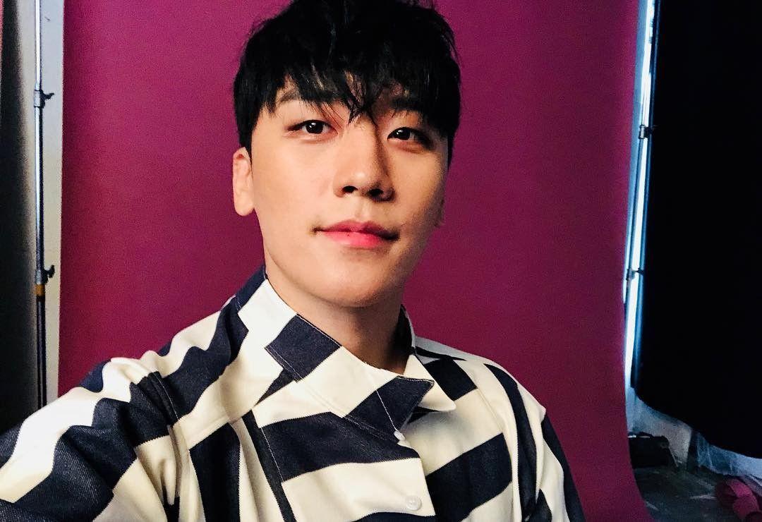 Ig Update Seungri Victory Bigbang Vip Maknae Selfie Kpop Seungri Bigbang Seungri Panda