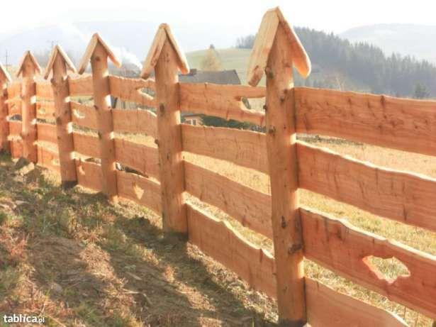 Plot Ploty Przeslo Przesla Ogrodzenie Ogrodzenia Drewniane Drewniany Ogloszenia Olx Pl Garden Fencing Countryside Fence