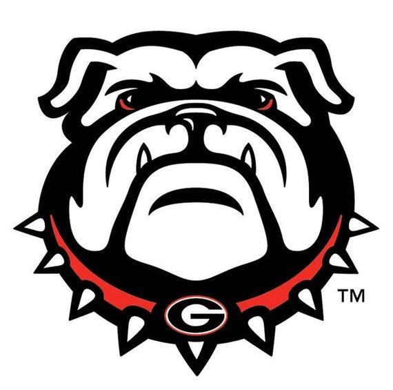 Temporary Tattoos Georgia Georgia Bulldog Mascot Bulldog Mascot