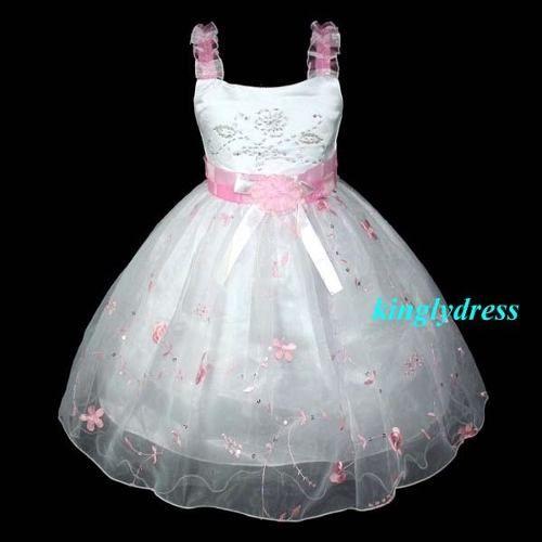 240489b56 Vestidos De Niña Nuevos Modelos Y Colores - $ 1.450,00 en MercadoLibre