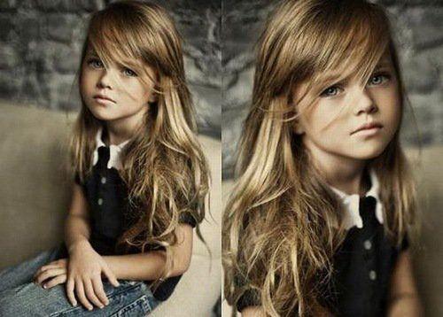 Voici la plus belle fille du monde ! Les plus grands noms