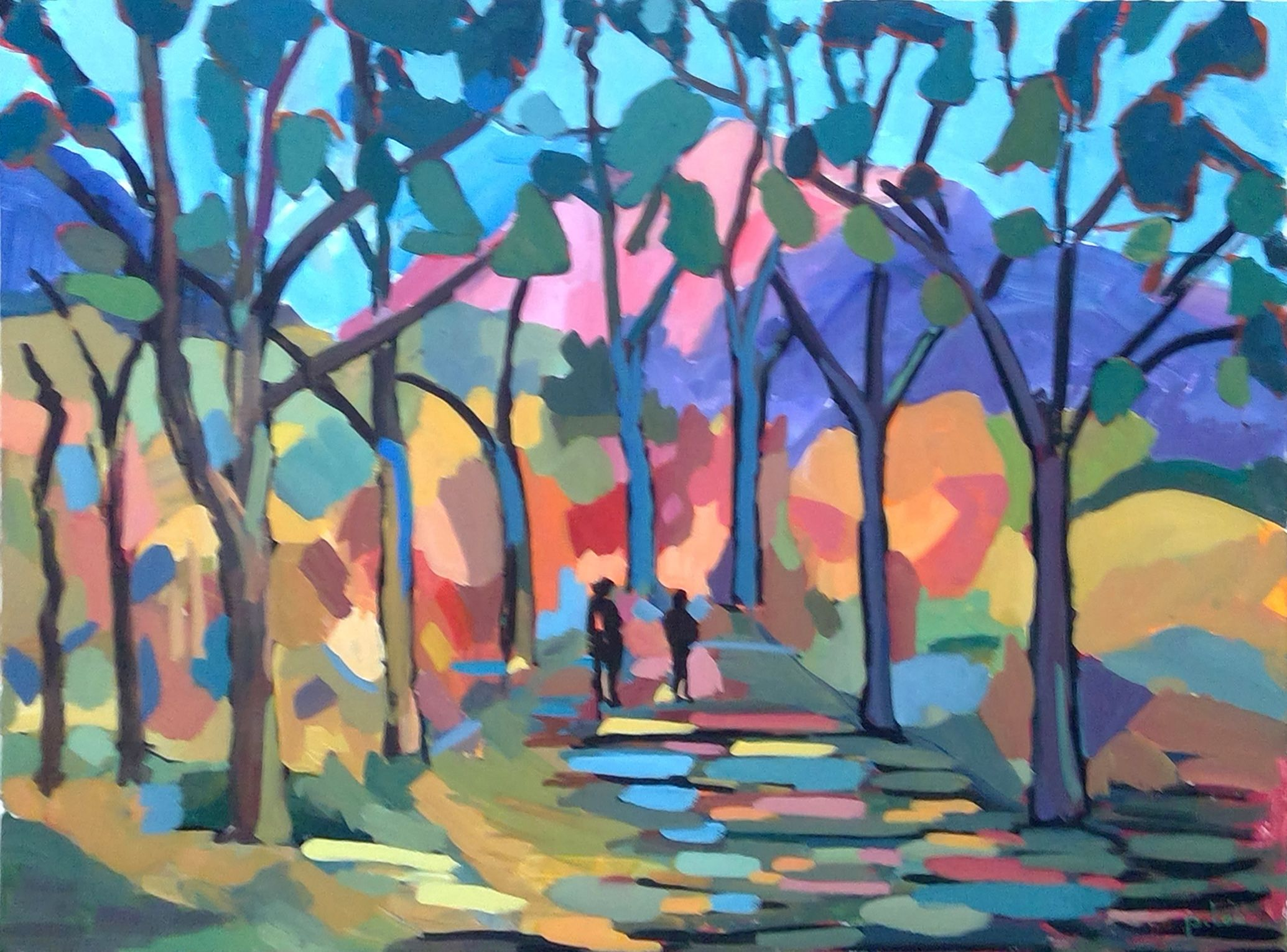 Pascal Louvet P.LOU Artiste Peintre Aix en Provence | Artiste peintre, Peintre, Les arts