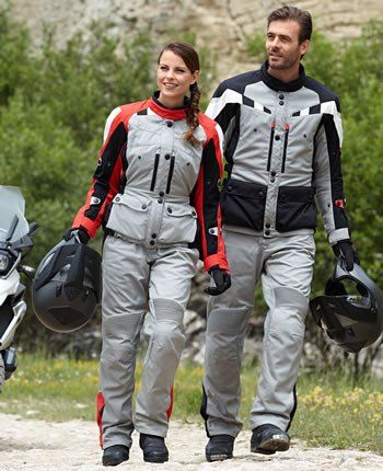 Bmw Gs Dry Suit Jacket For Women Grey Red Suit Jackets