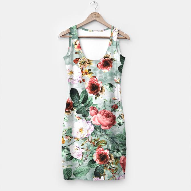 Rpe Seamless Floral Pattern I Simple Dress #floral #fashion #pattern #spring #summer #design