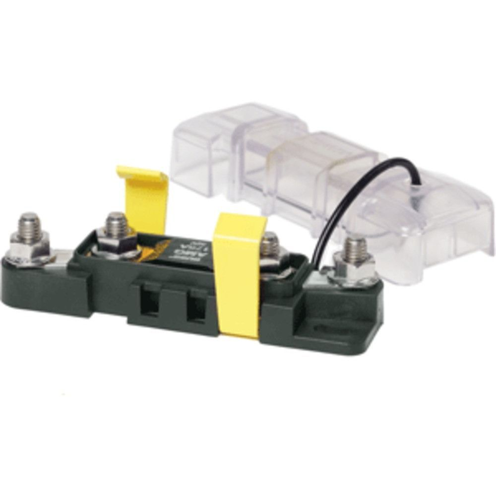 Blue Sea 7721 Mega Amg Safety Fuse Block Or Marine Box Covers Ignition Protected For Installation Aboard Gasoline Diesel Powered Boats Sealed Cover Protects Fuses From The Harsh