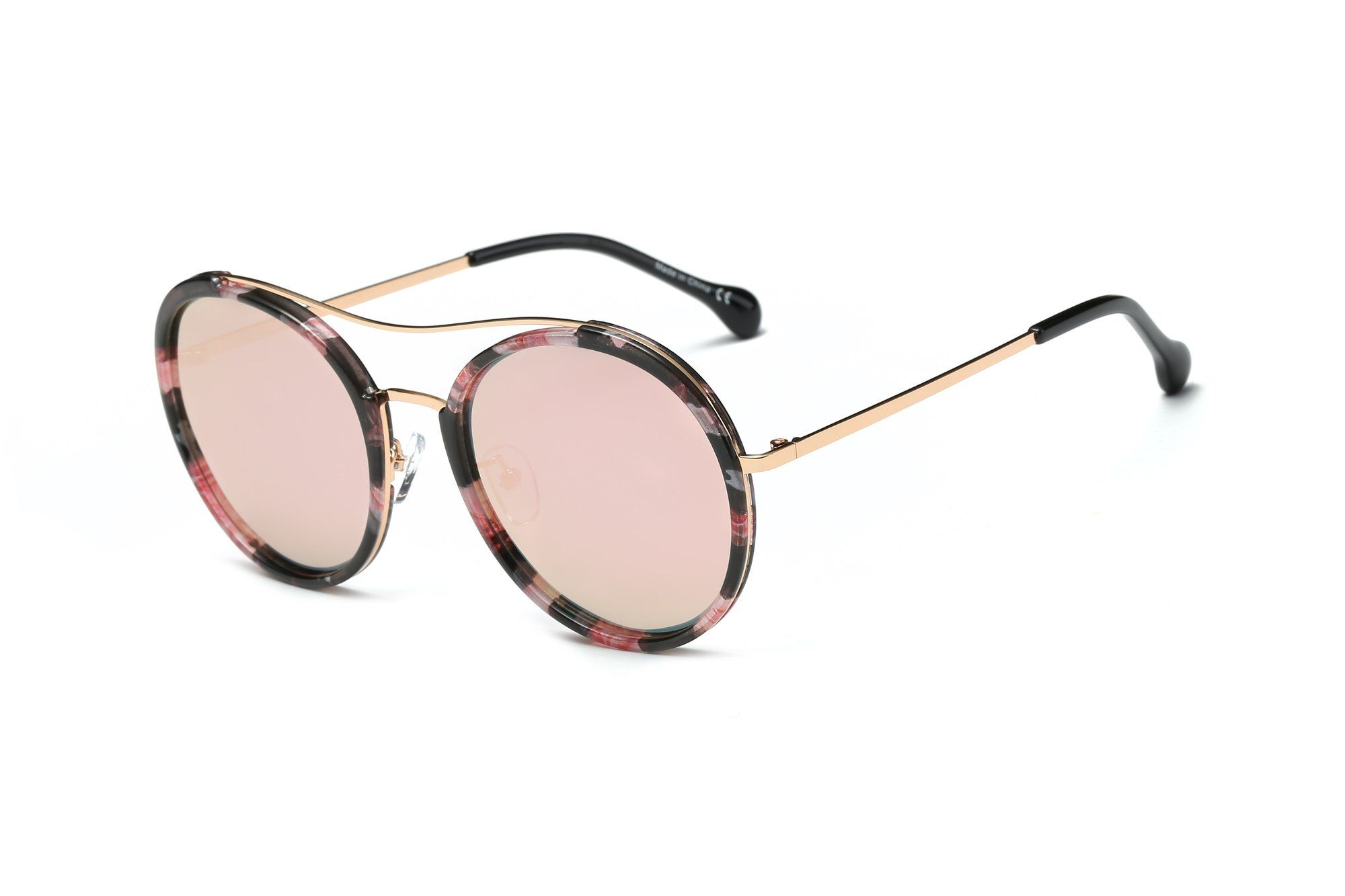 Men's Sunglasses New Design Brand Logo Men Sunglasses Women Candy Novelties Buffalo Horn Glasses Classic Gafas De Sol Goggles Processing Cheapest Price From Our Site