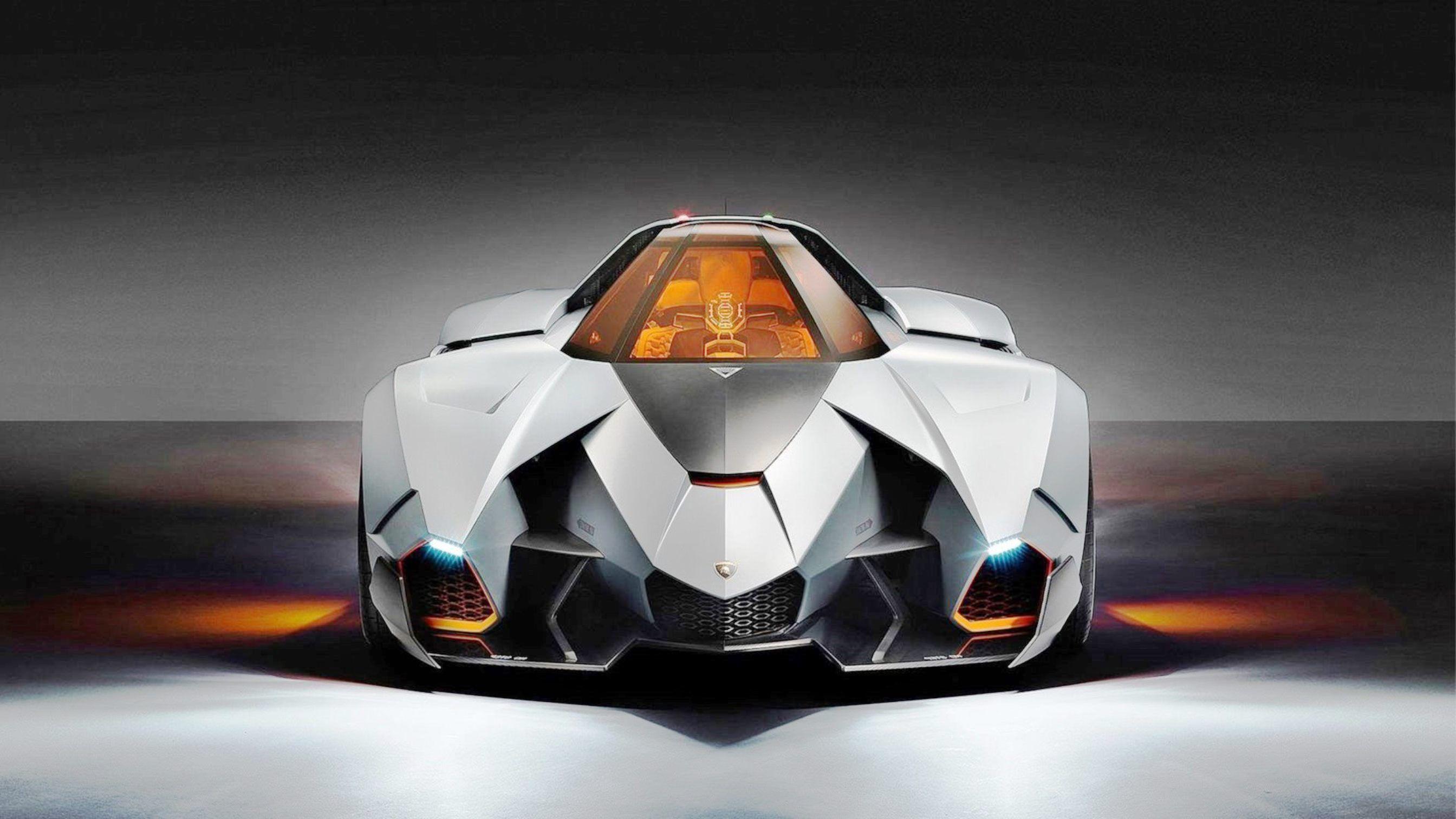 Lamborghini Egoista Wallpaper Cararea