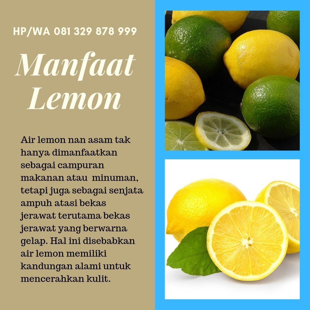 Cara Menghilangkan Jerawat Dan Bekas Jerawat Dengan Lemon