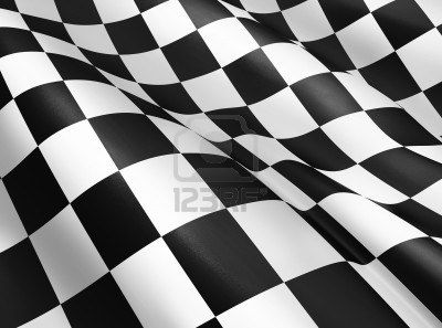 Stock Photo Checkered Flag Flag Background Theme Background
