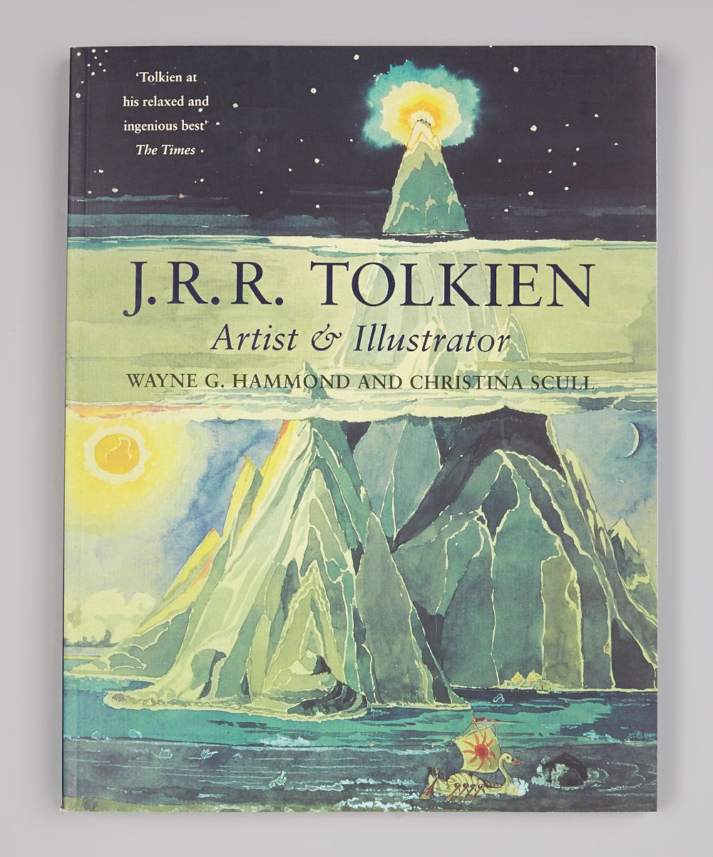 J.R.R. Tolkien: Artist and Illustrator Paperback | Daily deals for moms,  babies and kids