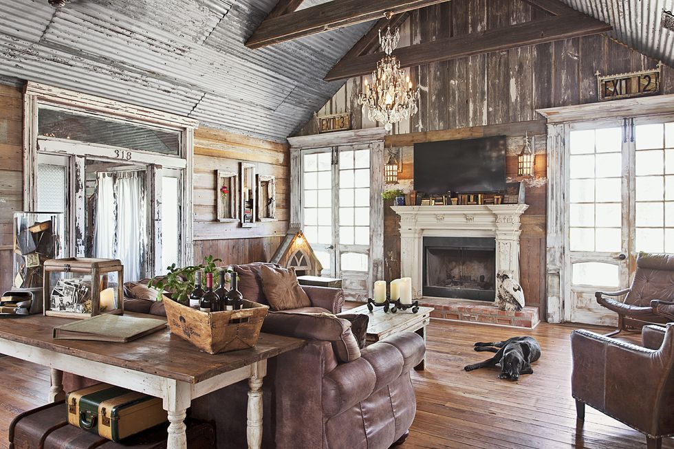 Pin On Decor Design #rustic #country #living #room #decor