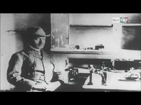 Profili di protagonisti. 1974 Guglielmo Marconi: la sfida dell'oceano. Di Angelo D'Alessandro. Rai storia
