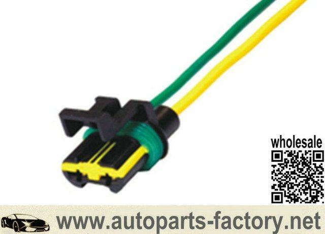 Longyue 10pcs Gm 2pin Vehicle Waterproof Connector Wiring Plugs Adapter 6 Adapter Plug Adapter Plugs