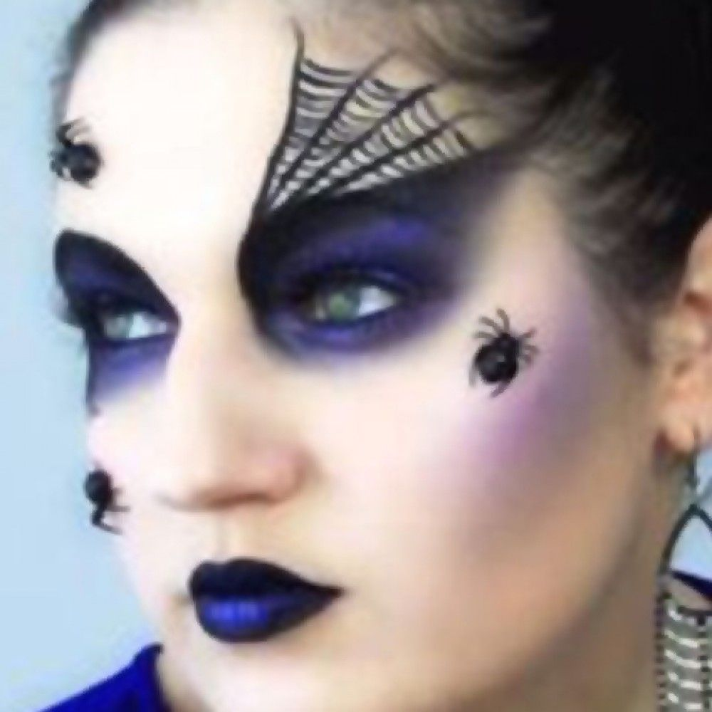 pretty halloween makeup ideas - Google Search | Halloween faces ...