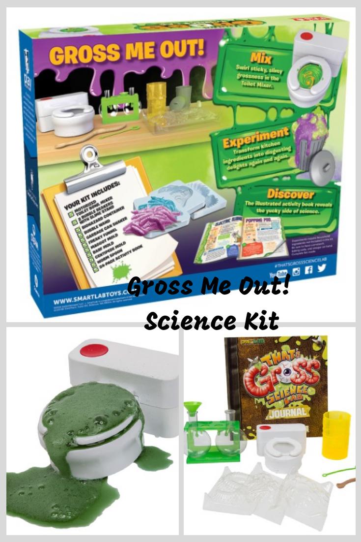 SmartLab That/'s Gross Science Lab!