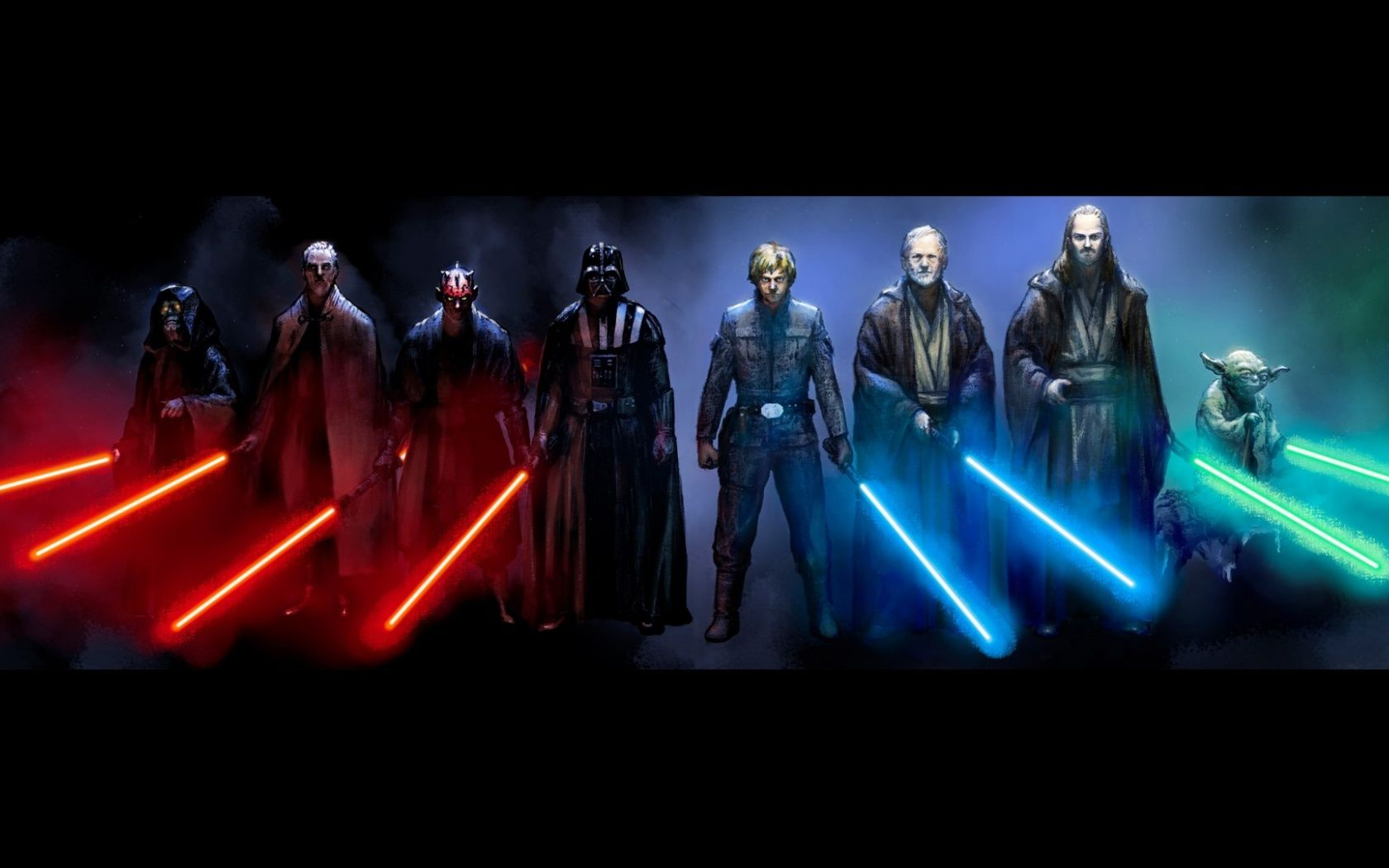 1680x1050 Star Wars Sith And Jedi Desktop Pc And Mac Wallpaper Star Wars Images Star Wars Pictures Star Wars Sith