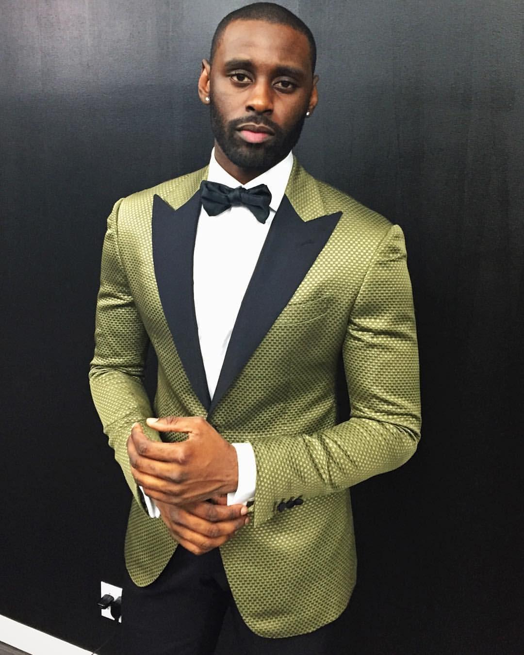 "Davidson Petit-Frère on Instagram: ""Tuxedo Vibes #Gentleman ..."