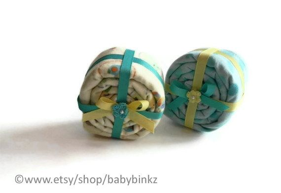 Receiving Blanket Sweet Buns by BabyBinkz