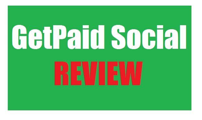 Thinking about joining this latest social media business opportunity?  Do NOT join before reading this GetPaid Social Review because I reveal the shocking..