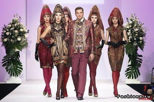 Мода от зайцева фото