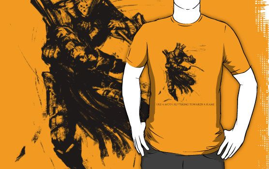 Lautrec Dark Souls T-Shirt | Dark Souls Apparel ...