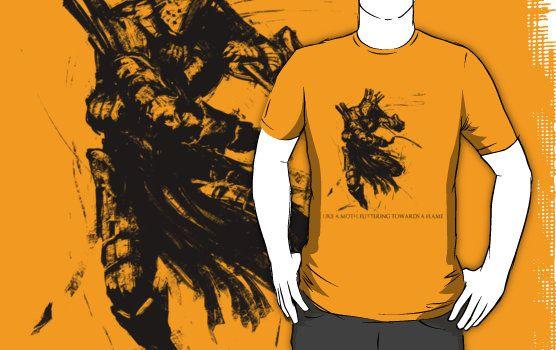 Lautrec Dark Souls T-Shirt | Dark Souls Apparel ...