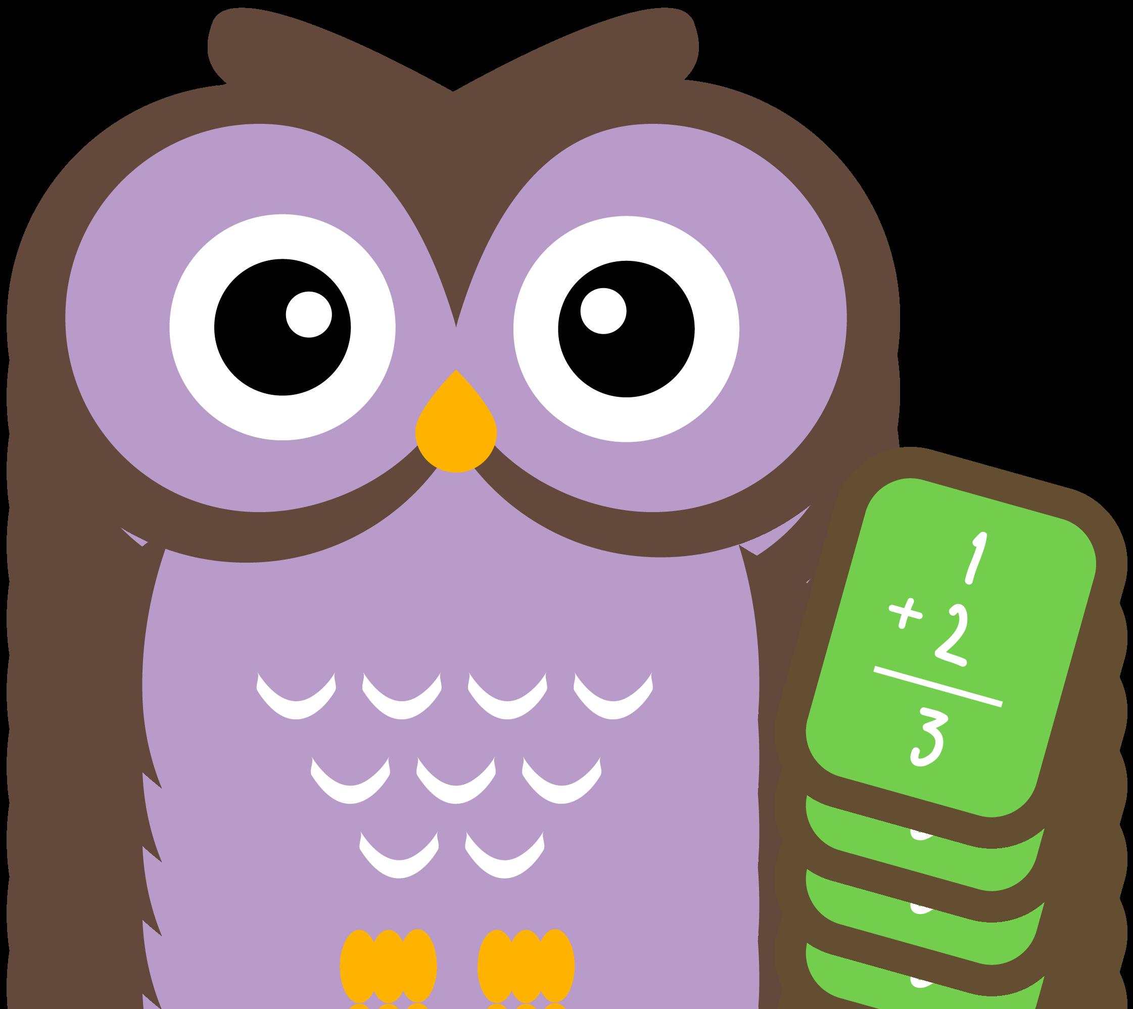owl math clip art clipart panda free clipart images [ 2242 x 1996 Pixel ]