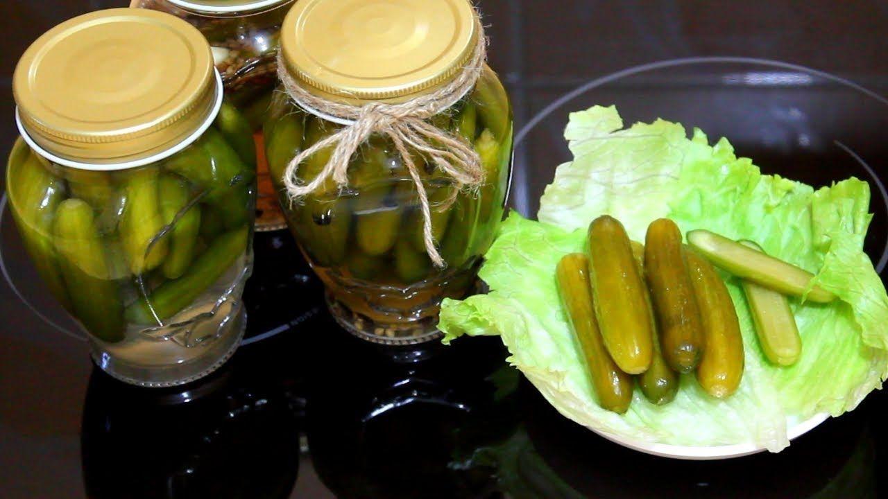 مخلل خيار مقرمش بطريقة ناجحة و مضمونة وداعا لتشكل المادة البيضاء على سطح Recipes Arabic Food Salad Recipes