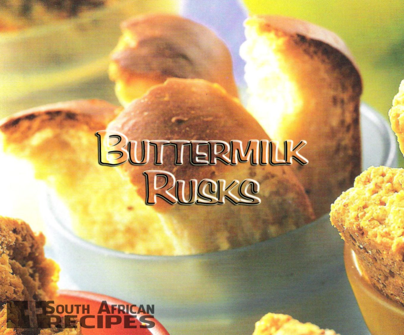 Bethis Recipe Contains No Yeast So You Don T Have To Knead Or Let The Dough Rise So It Is Done In A Jiffy This Rec South African Recipes African Food Recipes