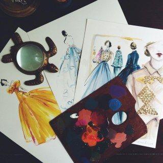 Alcuni disegni