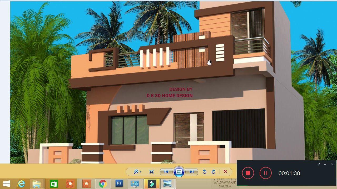 Best Ground Floor Home Design Latest Single Floor Home Design Single Sto In 2020 House Front Small House Elevation Design House Outer Design