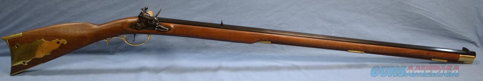 Pedersoli Kentucky flintlock rifle   old school guns