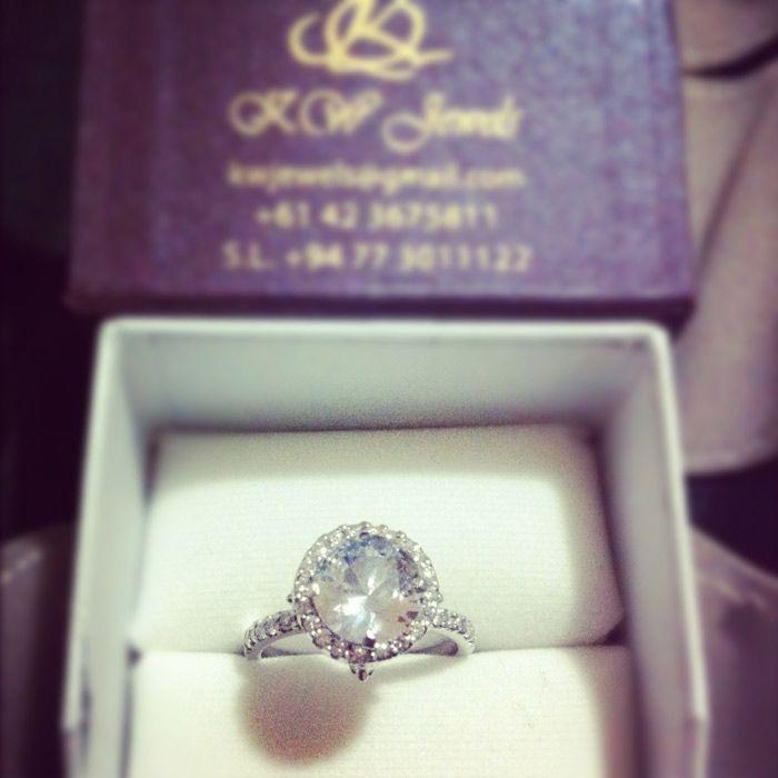 Engagement ring :)