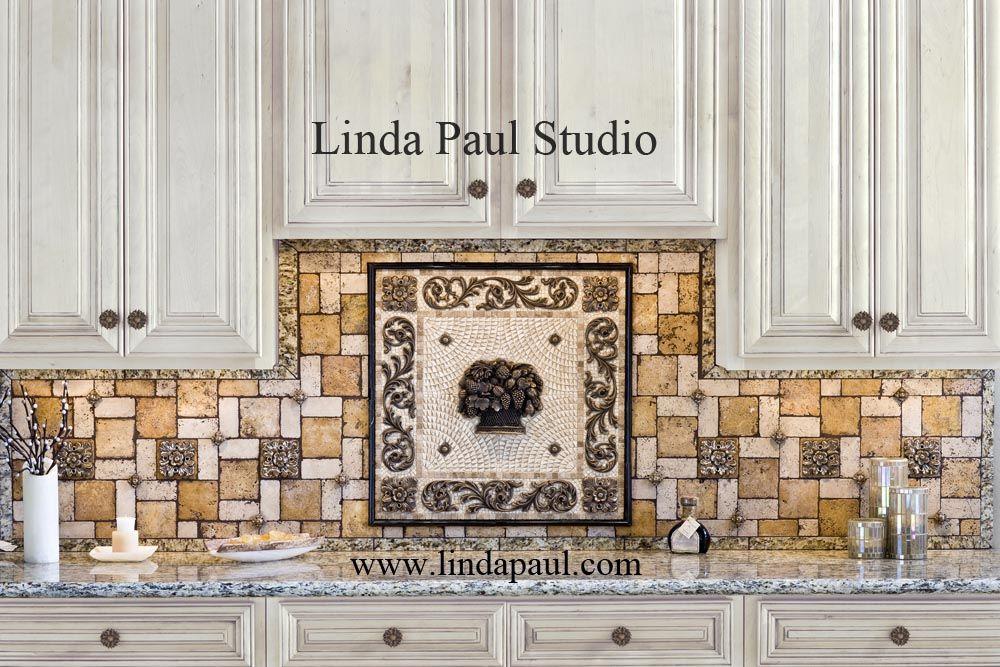 Kitchen Tiles Fruit Design decorative tiles for kitchen backsplash | kitchen backsplash ideas