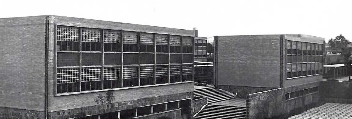 Dos talleres de arquitectura fachada norte escuela de for Facultad de arquitectura una