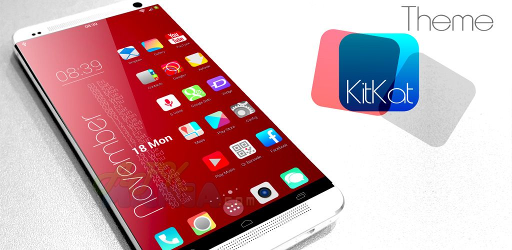 KitKat HD Launcher Theme 7 in1 v1 0 5 APK Free Download - APK