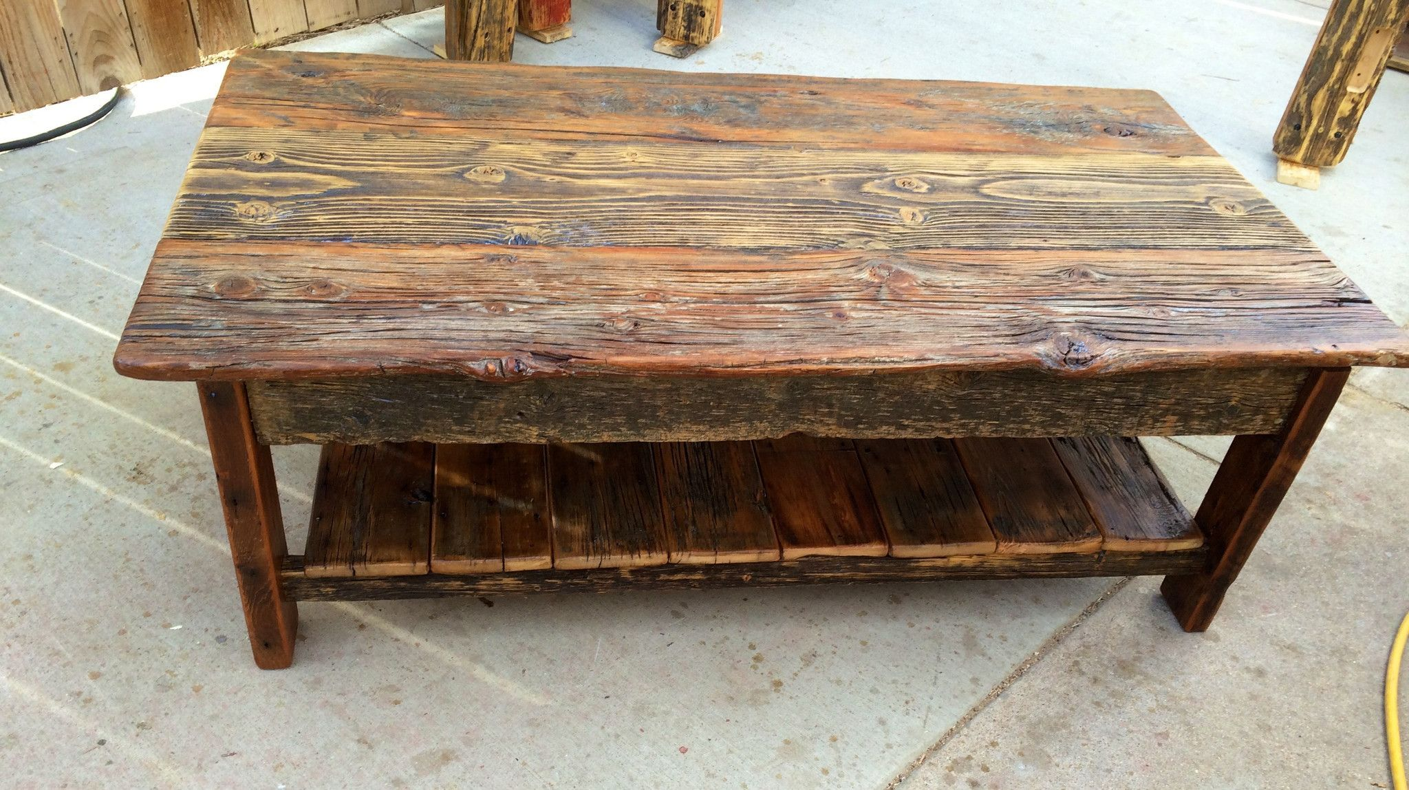 Barn Wood Coffee Table Coffee Table Wood Barnwood Coffee Table