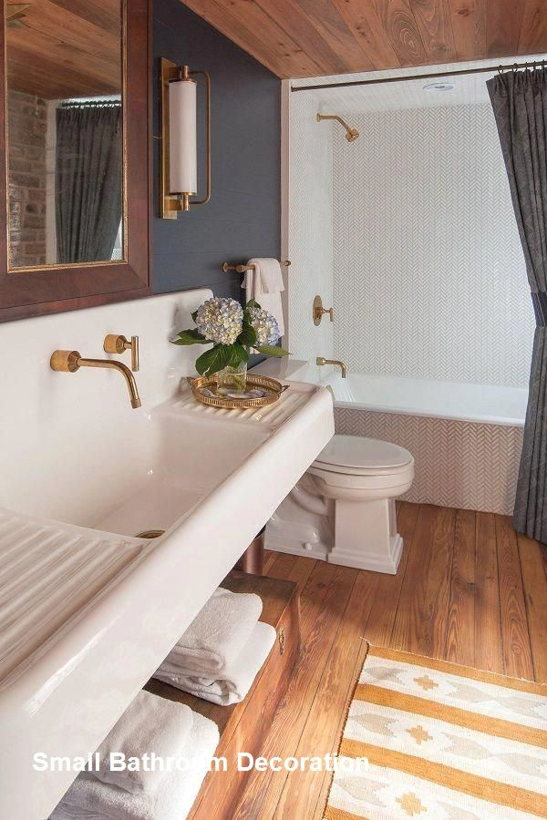 Photo of Cozy Small Bathroom Decor Ideas